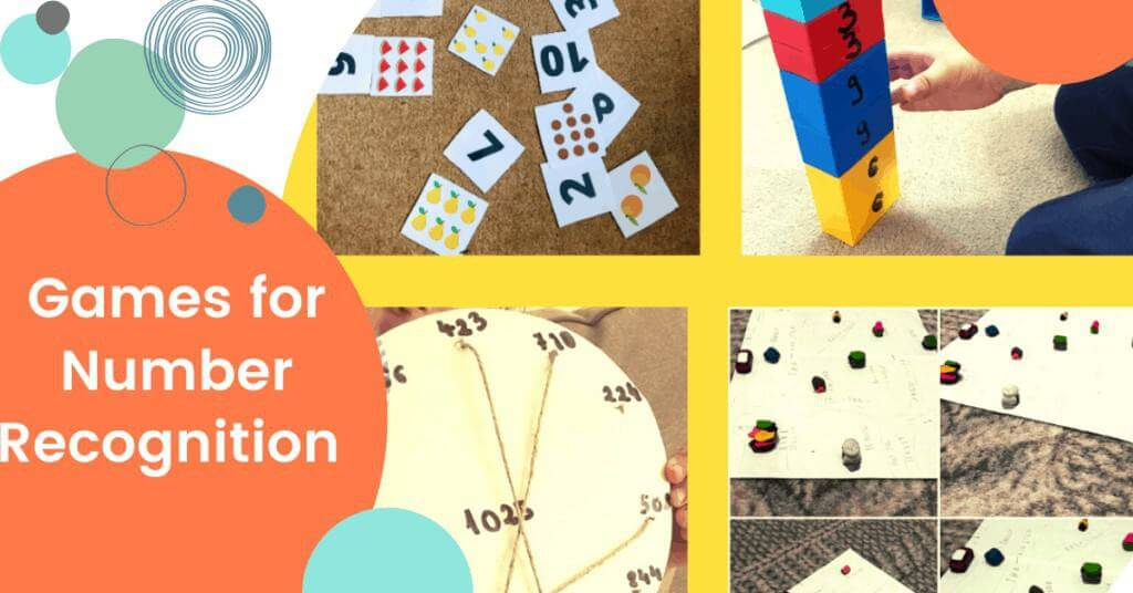 games for number recognition
