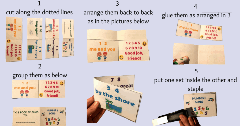 teach numbers to toddlers