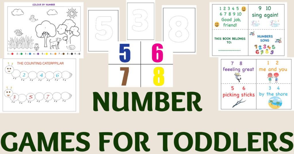 number games for toddlers