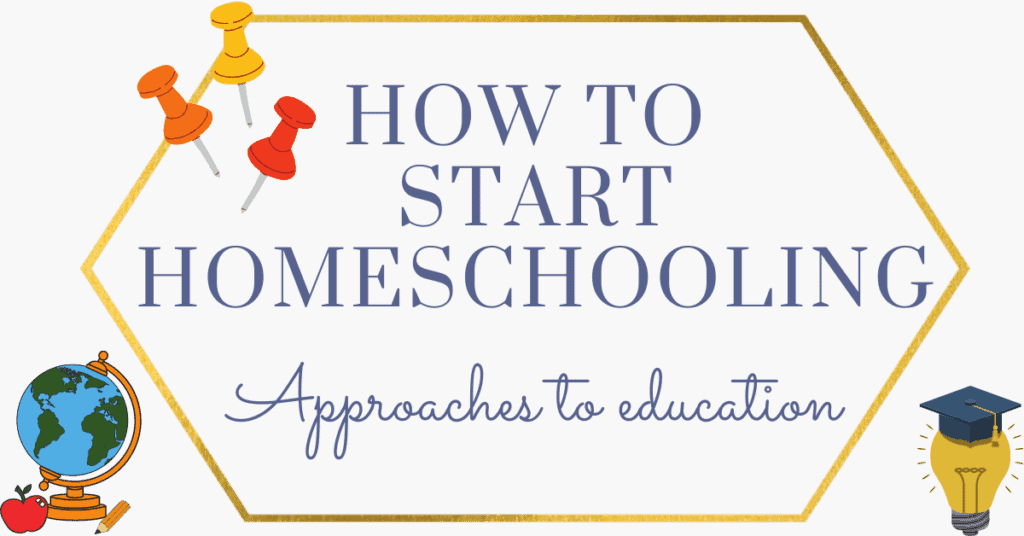 homeschooling how to