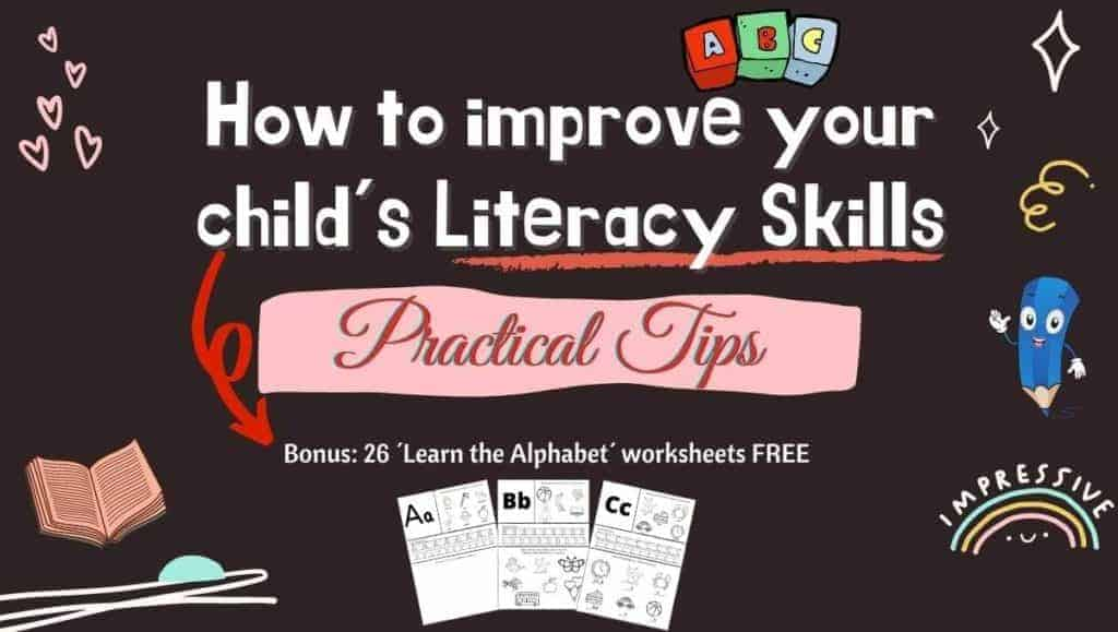 How to improve your child´s literacy skills featured image