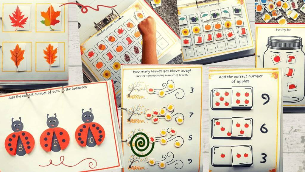 play and learn printables