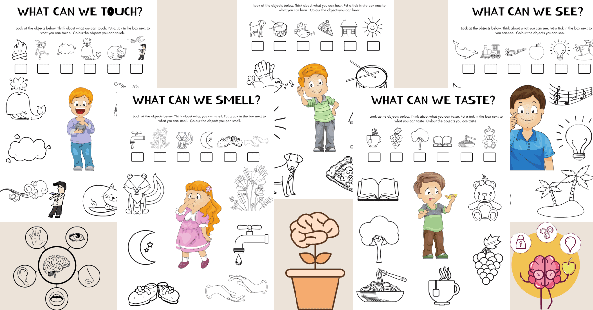 worksheets for little learners