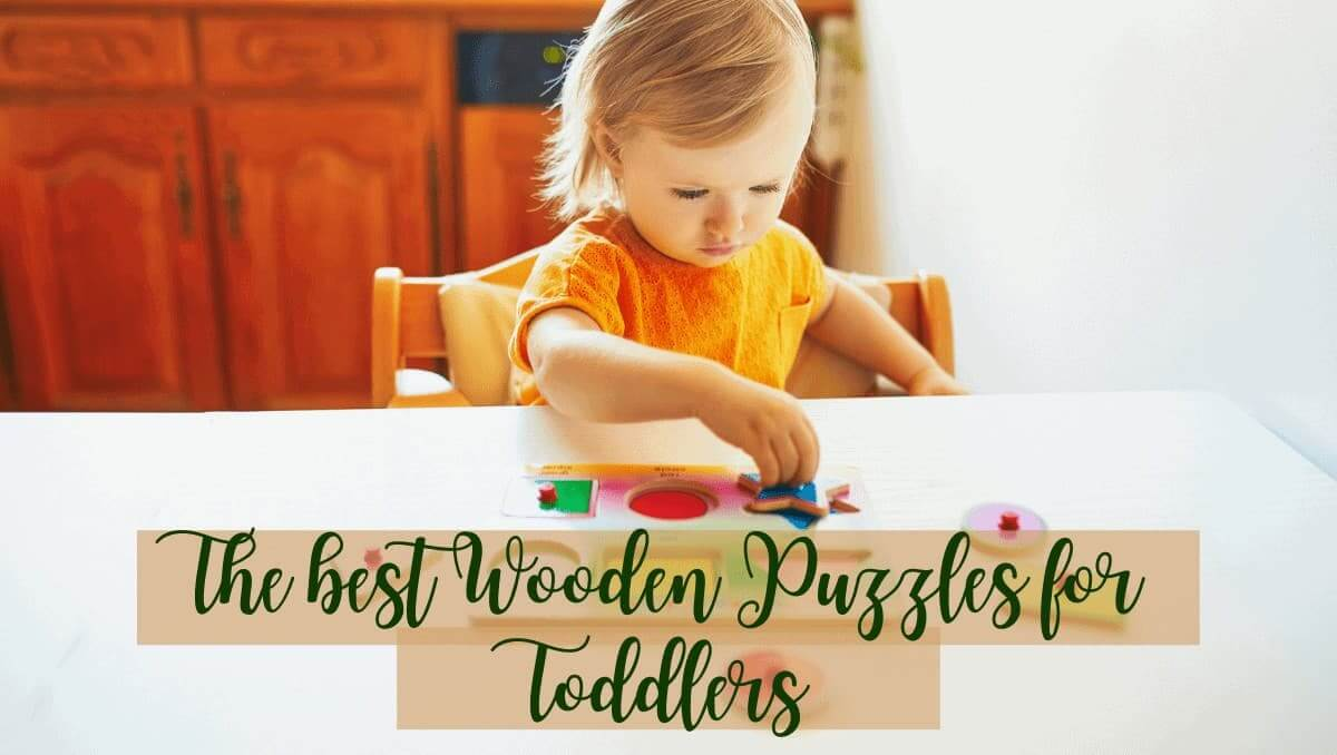 The Best Wooden Puzzles for Toddlers