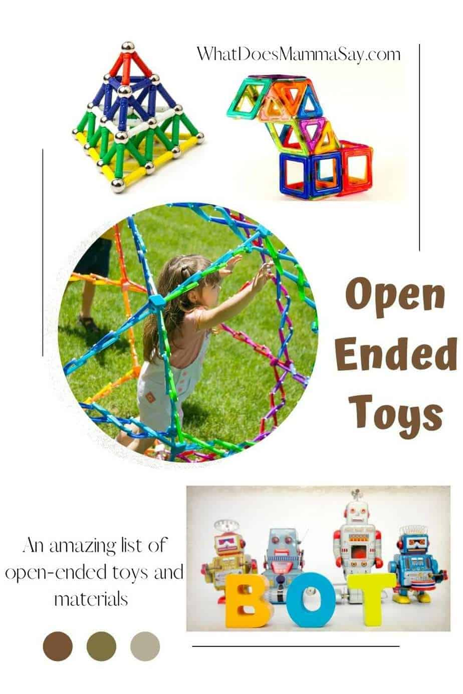 open-ended toys