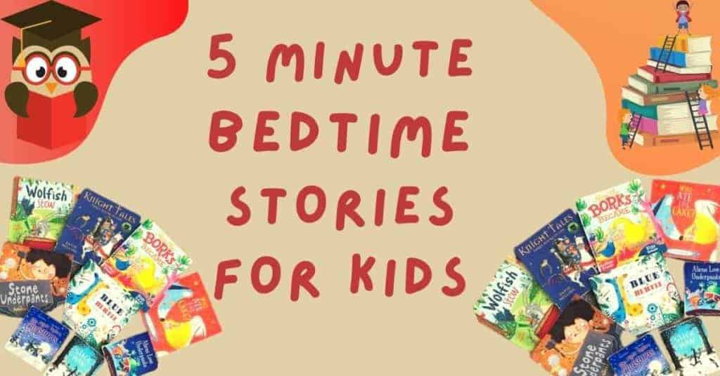 bedtime stories to read