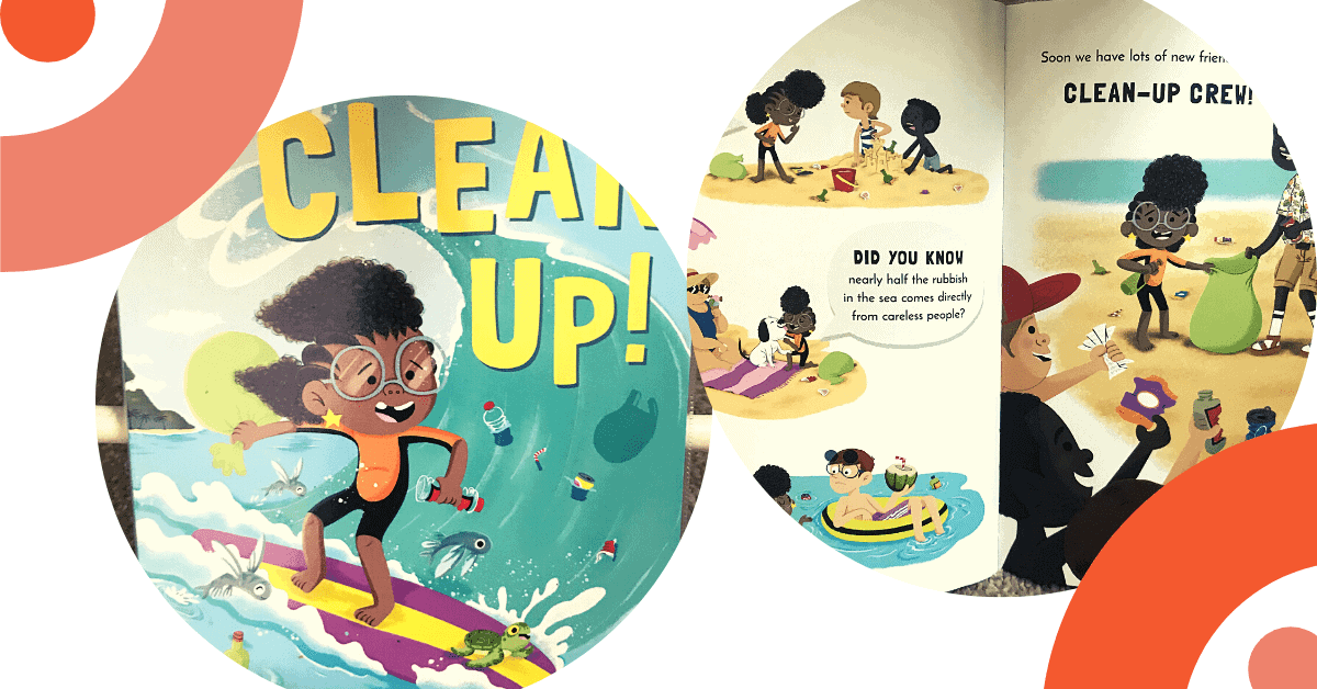 clean up book