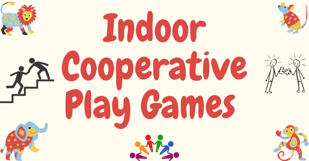 games for kids to cooperate