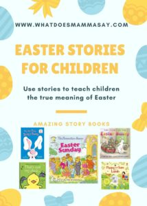 easter stories for kids